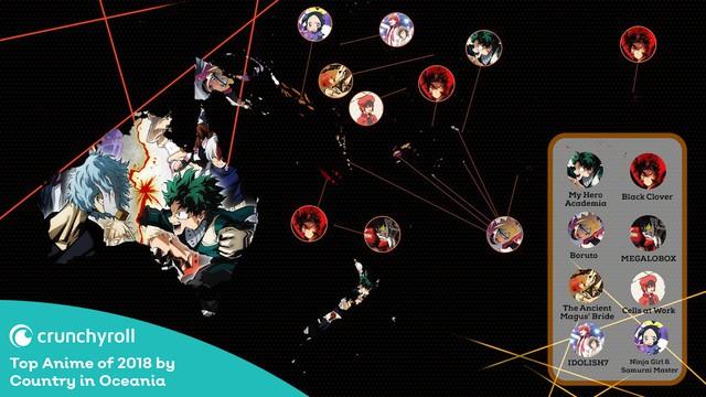 Không chỉ được yêu thích trong Nhật Bản, những bộ Anime sau còn tung hoành trên khắp thế giới - Ảnh 6.