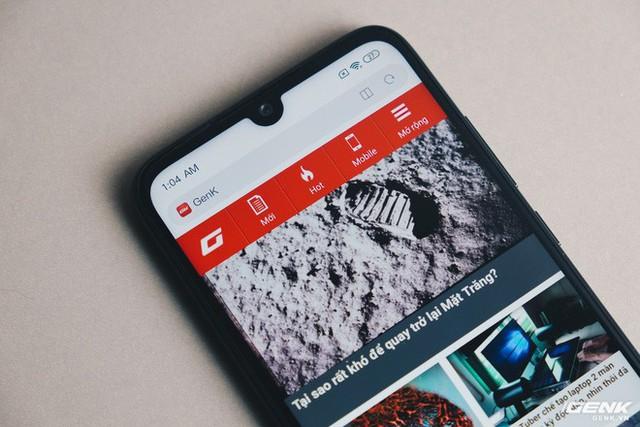 Trên tay Redmi Note 7: Màn hình giọt nước, Snapdragon 660, camera 48MP, kháng nước, USB-C, giá từ 4 triệu đồng - Ảnh 5.