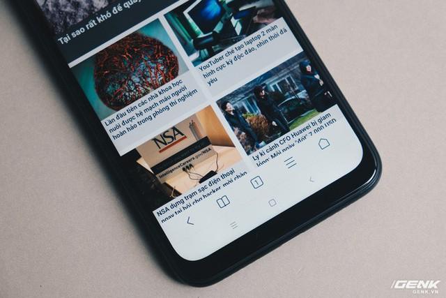 Trên tay Redmi Note 7: Màn hình giọt nước, Snapdragon 660, camera 48MP, kháng nước, USB-C, giá từ 4 triệu đồng - Ảnh 6.