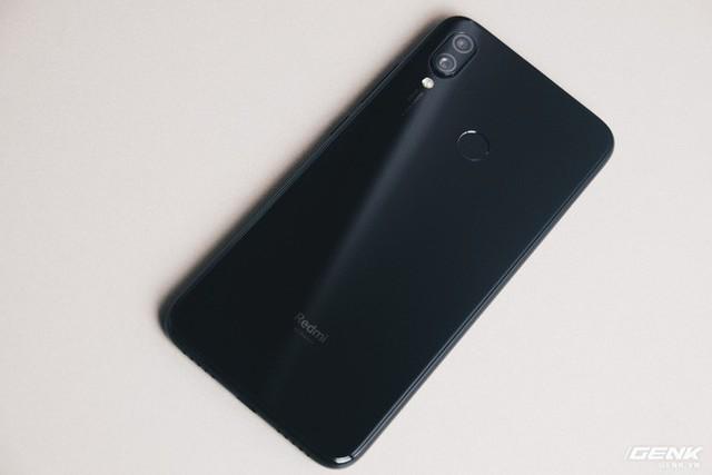 Trên tay Redmi Note 7: Màn hình giọt nước, Snapdragon 660, camera 48MP, kháng nước, USB-C, giá từ 4 triệu đồng - Ảnh 7.