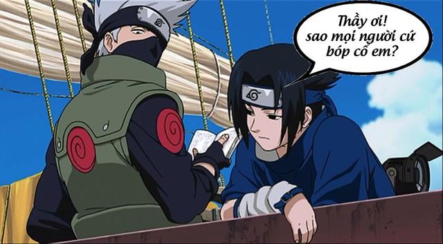 Naruto: Sasuke đau khổ khi bị cả thế giới bóp cổ, mọi người đừng hành hạ em nữa được không? - Ảnh 7.