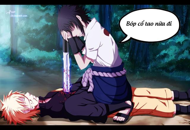 Naruto: Sasuke đau khổ khi bị cả thế giới bóp cổ, mọi người đừng hành hạ em nữa được không? - Ảnh 8.