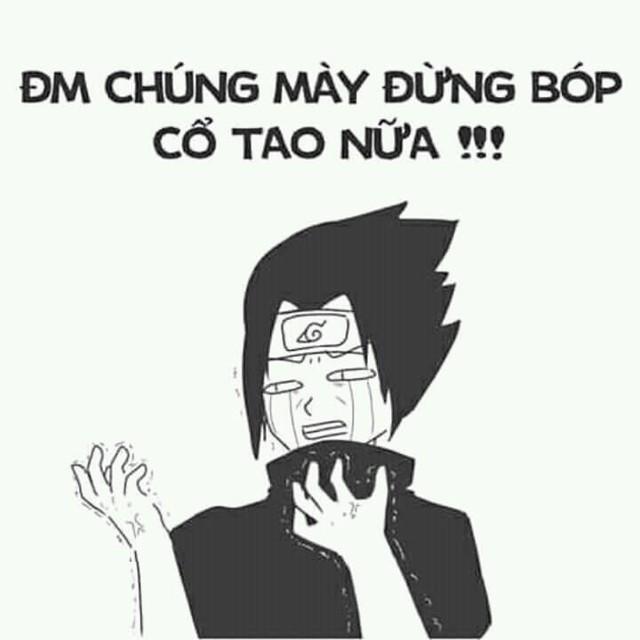 Naruto: Sasuke đau khổ khi bị cả thế giới bóp cổ, mọi người đừng hành hạ em nữa được không? - Ảnh 2.