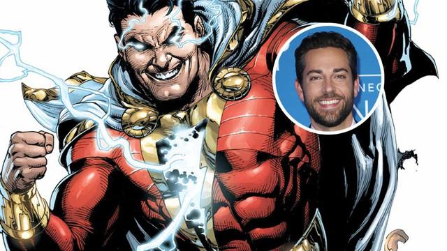 Shazam tung Teaser Trailer mới hé lộ cuộc chiến giữa không trung giữa siêu anh hùng với Doctor Sivana - Ảnh 1.