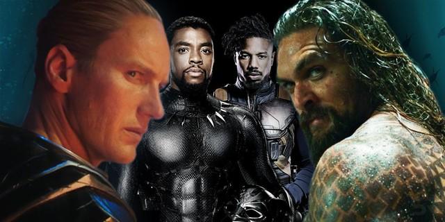 Sau doanh thu tỉ USD của Vua thủy tề Aquaman, trật tự các vũ trụ điện ảnh thay đổi ra sao? - Ảnh 1.