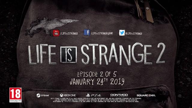 Life Is Strange 2 cập nhật Episode 2, Captain Spirit xuất hiện - Ảnh 4.