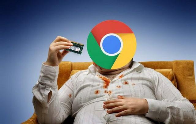 """Hài hước với video parody mô tả cách Google Chrome """"háu ăn"""" RAM đến như thế nào - Ảnh 1."""