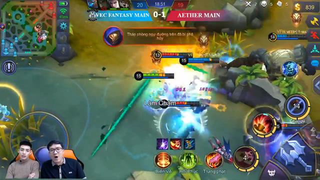 Giao hữu quốc tế Mobile Legends Bang Bang VNG: Nhà vô địch Việt Nam VEC Fantasy Main thúc thủ trước đại diện tới từ Philippines - Ảnh 2.