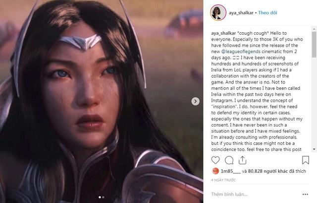 LMHT: Riot đứng trước nguy cơ bị kiện lý do sử dụng trái phép hình ảnh của nhân vật có thực ngoài đời để hình mẫu trong MV Awaken - Ảnh 3.