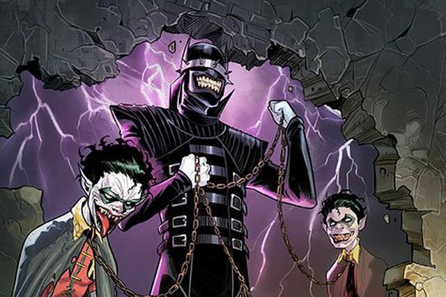 Joker đã nhằm nhò gì, đây mới là gã phản diện đáng sợ nhất khiến Batman phải méo mặt - Ảnh 1.