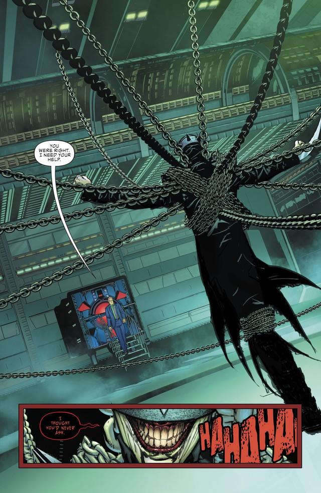 Joker đã nhằm nhò gì, đây mới là gã phản diện đáng sợ nhất khiến Batman phải méo mặt - Ảnh 2.