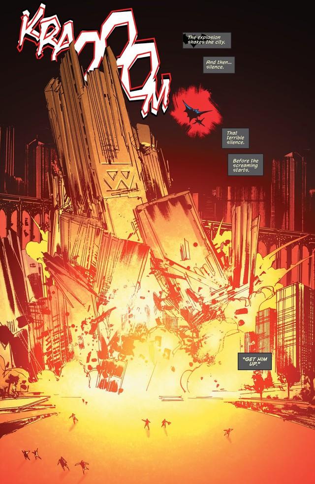 Joker đã nhằm nhò gì, đây mới là gã phản diện đáng sợ nhất khiến Batman phải méo mặt - Ảnh 5.