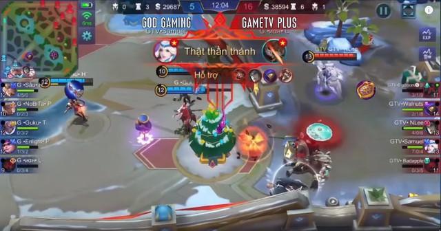 Cùng nhìn lại top 5 pha xử lý highlight ấn tượng nhất vòng playoff Mobile Legends: Bang Bang - Ảnh 1.