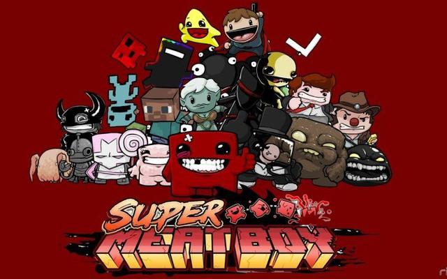 Super Meat Boy - Tuyệt phẩm game Indie đang được miễn phí 100% - Ảnh 1.
