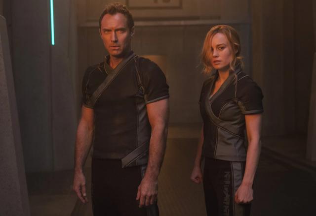 Cú lừa đầu năm: Không phải bạn tốt, Jude Law mới chính là nhân vật phản diện của Captain Marvel? - Ảnh 3.
