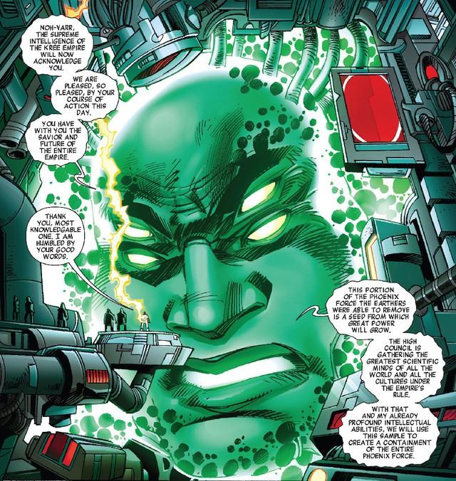 Cú lừa đầu năm: Không phải bạn tốt, Jude Law mới chính là nhân vật phản diện của Captain Marvel? - Ảnh 5.
