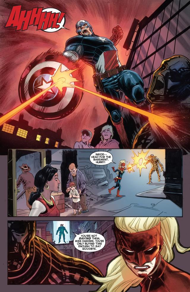 Cú lừa đầu năm: Không phải bạn tốt, Jude Law mới chính là nhân vật phản diện của Captain Marvel? - Ảnh 7.