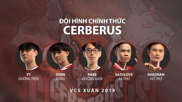 LMHT: SGD của Optimus, Cherry Esports và Cerberus công bố đội hình VCS mùa Xuân 2019 - Ảnh 3.