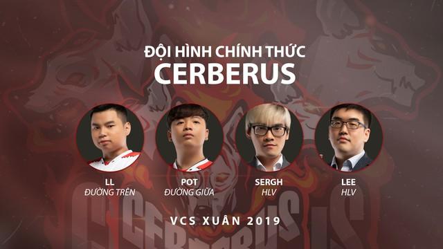 LMHT: SGD của Optimus, Cherry Esports và Cerberus công bố đội hình VCS mùa Xuân 2019 - Ảnh 4.