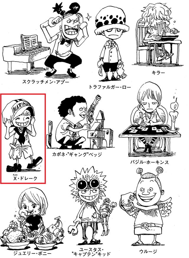 One Piece: 10 thông tin thú vị xung quanh X-Drake, Siêu tân tinh Khủng long dưới trướng Kaido - Ảnh 5.