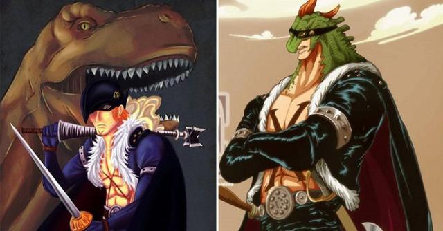 One Piece: 10 thông tin thú vị xung quanh X-Drake, Siêu tân tinh Khủng long dưới trướng Kaido - Ảnh 8.