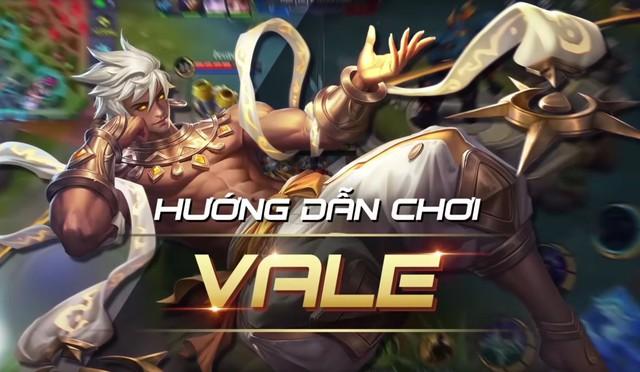 Hướng dẫn chơi Vale - Pháp sư lốc xoáy cực mạnh trong Mobile Legends: Bang Bang - Ảnh 1.