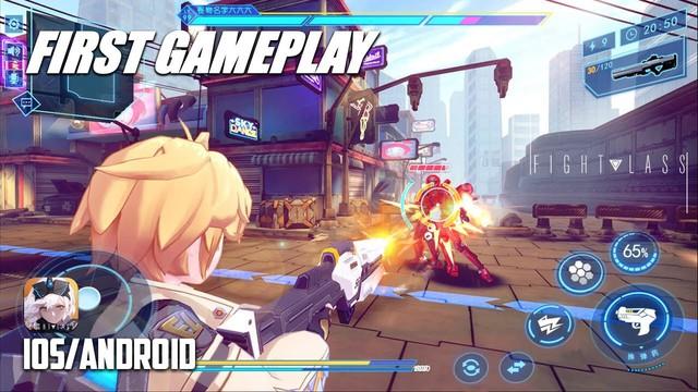 Fight Lass - Game mobile bắn súng hành động đỉnh cao mới toanh - Ảnh 4.
