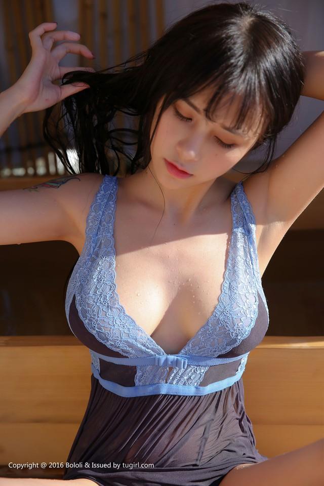 Ấm cúng giữa mùa đông giá rét với sự nóng bỏng tới từng cen ti mét của thiên thần Xia Mei Jiang - Ảnh 3.