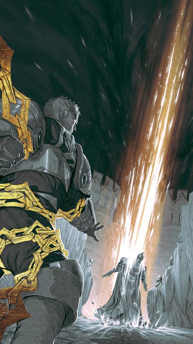 LMHT - Hé lộ năng lực cực bá đạo của vị tướng mới sắp ra mắt: Có thể điều khiển tướng địch, là kẻ có khả năng hủy diệt cả Đế quốc Demacia - Ảnh 5.