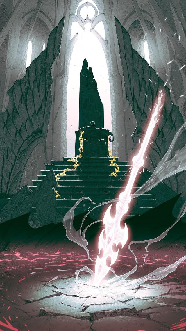 LMHT - Hé lộ năng lực cực bá đạo của vị tướng mới sắp ra mắt: Có thể điều khiển tướng địch, là kẻ có khả năng hủy diệt cả Đế quốc Demacia - Ảnh 3.