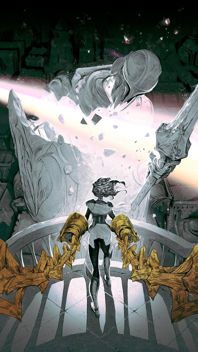 LMHT - Hé lộ năng lực cực bá đạo của vị tướng mới sắp ra mắt: Có thể điều khiển tướng địch, là kẻ có khả năng hủy diệt cả Đế quốc Demacia - Ảnh 2.