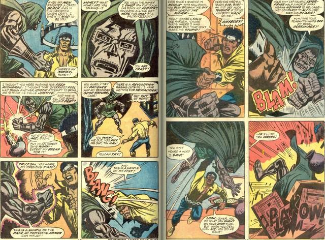 Đến cả siêu anh hùng gắt và cứng nhất nhì Marvel cũng không thể thoát khỏi cú búng tay của Thanos - Ảnh 6.