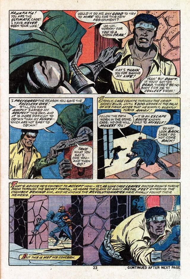Đến cả siêu anh hùng gắt và cứng nhất nhì Marvel cũng không thể thoát khỏi cú búng tay của Thanos - Ảnh 7.