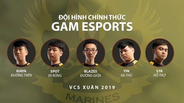 LMHT: GAM và PVB chính thức công bố đội hình tham dự VCS mùa Xuân 2019 - Ảnh 1.