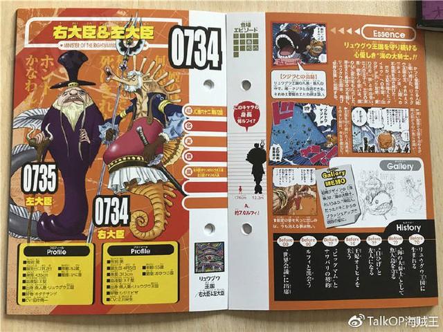 One Piece: Hé lộ thông tin về Người đàn ông nguy hiểm nhất thế giới Monkey D. Dragon, ông bố trong truyền thuyết của Luffy - Ảnh 25.