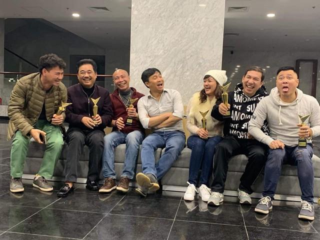 Hé lộ hình ảnh buổi tập đầu tiên của Táo Quân 2019 - Ảnh 5.