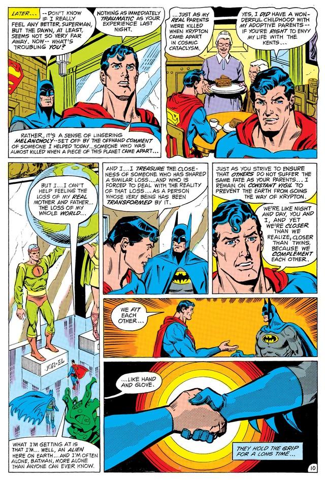 Bạn có biết: Superman và Batman đã từng xúc động phát khóc khi nhìn thấy quái vật... xếp hình - Ảnh 3.