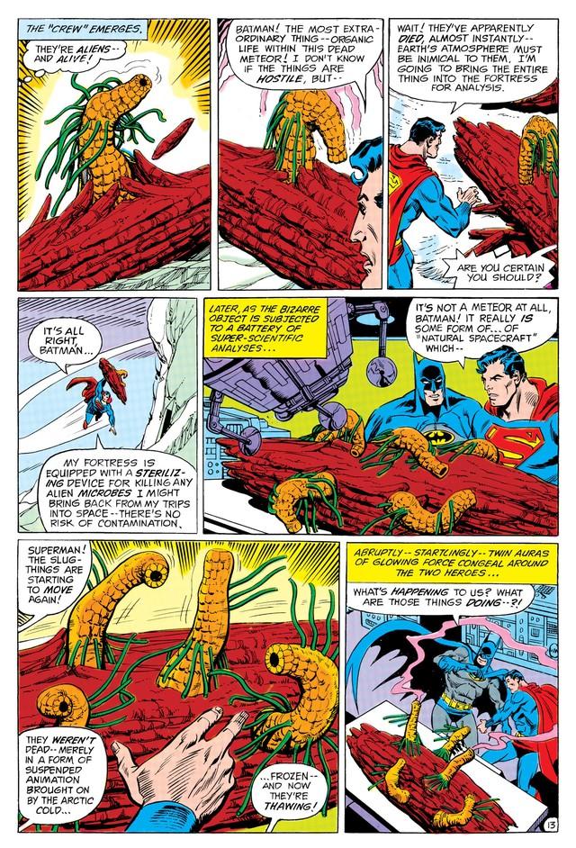 Bạn có biết: Superman và Batman đã từng xúc động phát khóc khi nhìn thấy quái vật... xếp hình - Ảnh 4.