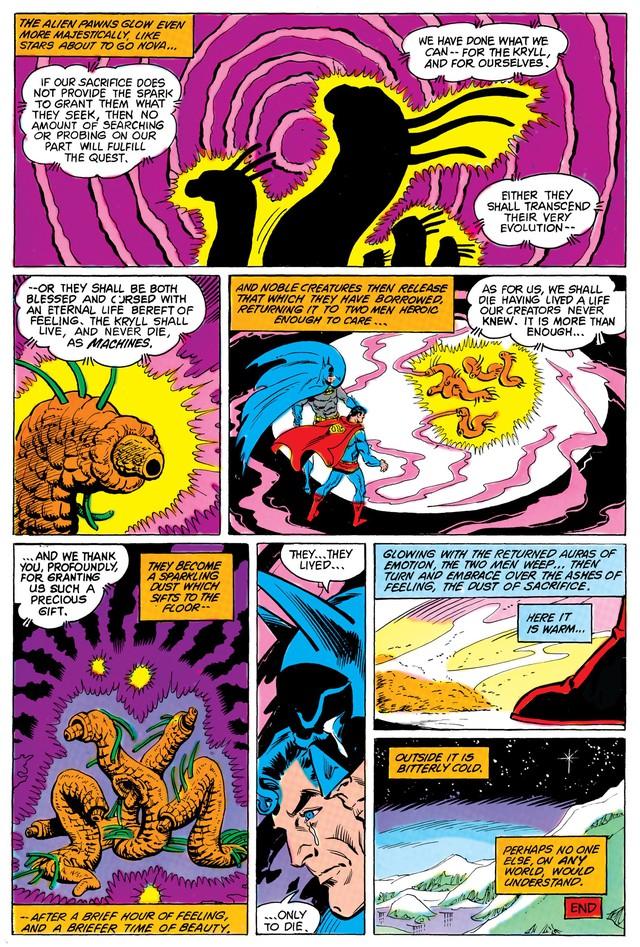 Bạn có biết: Superman và Batman đã từng xúc động phát khóc khi nhìn thấy quái vật... xếp hình - Ảnh 6.