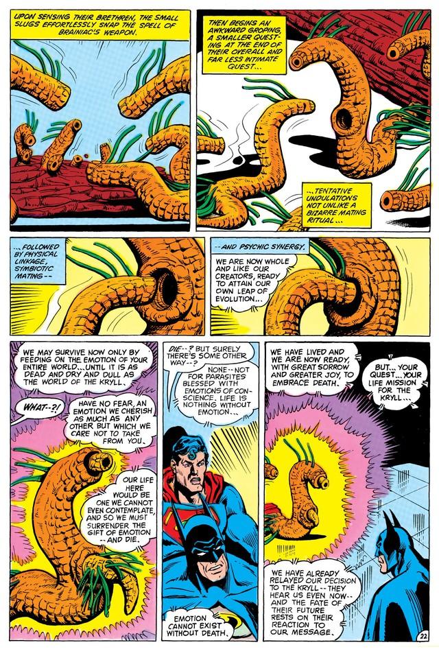 Bạn có biết: Superman và Batman đã từng xúc động phát khóc khi nhìn thấy quái vật... xếp hình - Ảnh 5.