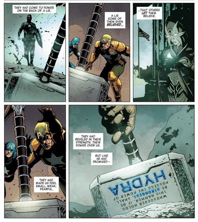 Không cần phải là Thor, chỉ cần biết 7 cách này bạn cũng có thể nâng được Búa Thần Mjolnir một cách dễ dàng - Ảnh 11.