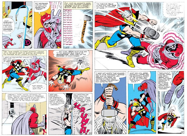 Không cần phải là Thor, chỉ cần biết 7 cách này bạn cũng có thể nâng được Búa Thần Mjolnir một cách dễ dàng - Ảnh 14.