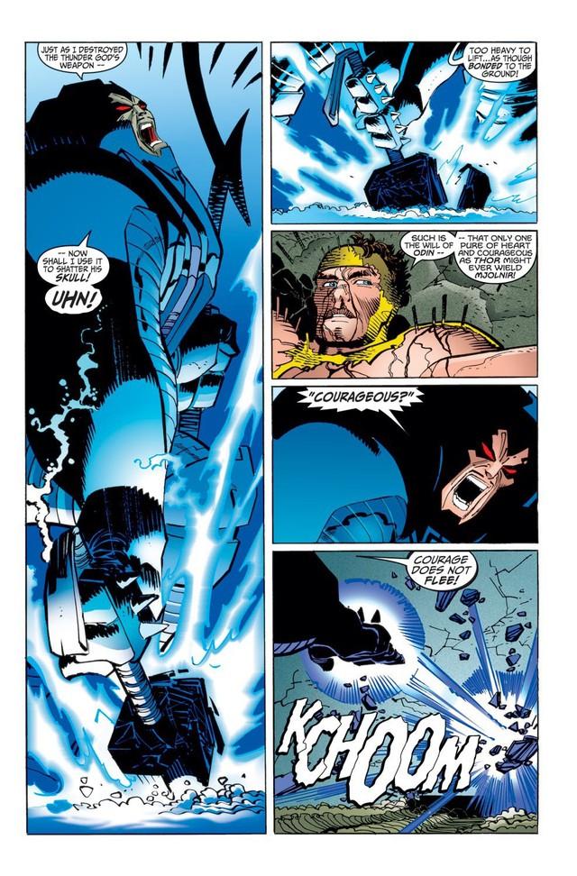 Không cần phải là Thor, chỉ cần biết 7 cách này bạn cũng có thể nâng được Búa Thần Mjolnir một cách dễ dàng - Ảnh 1.