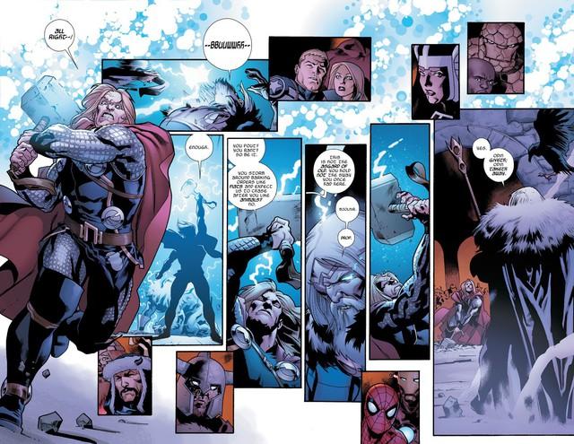 Không cần phải là Thor, chỉ cần biết 7 cách này bạn cũng có thể nâng được Búa Thần Mjolnir một cách dễ dàng - Ảnh 5.