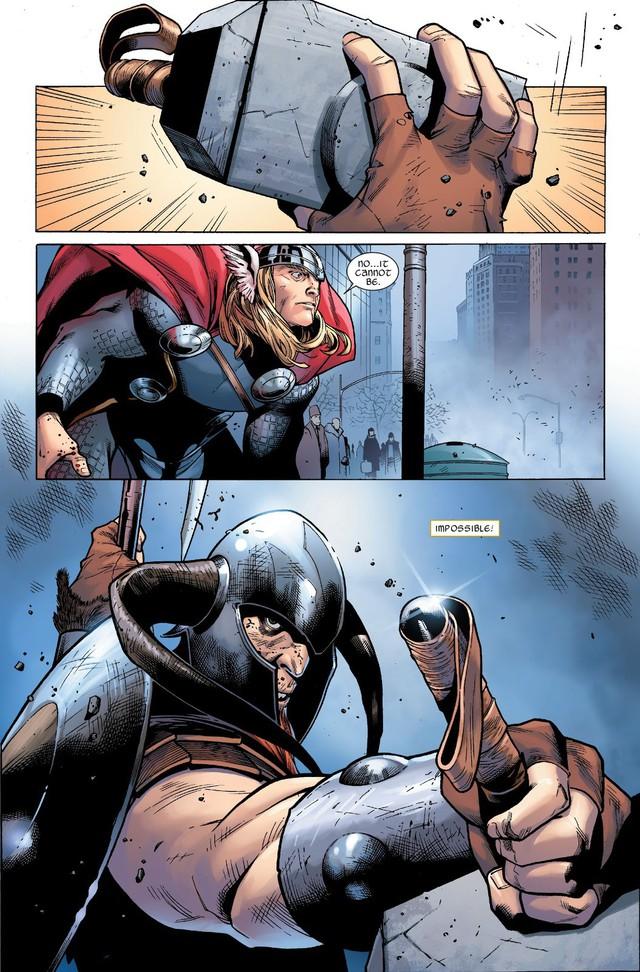 Không cần phải là Thor, chỉ cần biết 7 cách này bạn cũng có thể nâng được Búa Thần Mjolnir một cách dễ dàng - Ảnh 7.