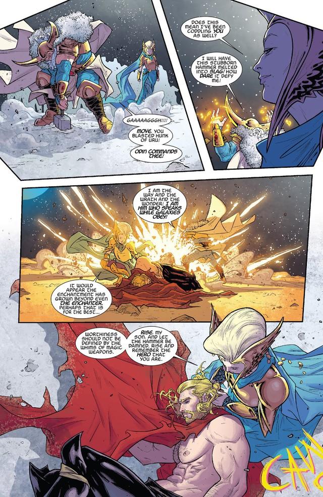 Không cần phải là Thor, chỉ cần biết 7 cách này bạn cũng có thể nâng được Búa Thần Mjolnir một cách dễ dàng - Ảnh 9.