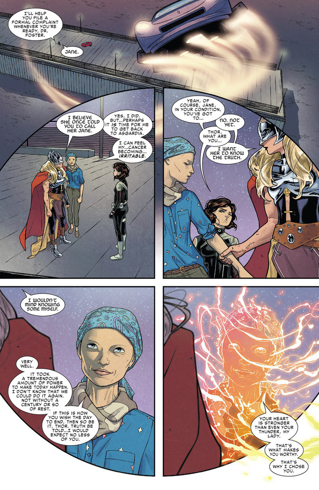 Không cần phải là Thor, chỉ cần biết 7 cách này bạn cũng có thể nâng được Búa Thần Mjolnir một cách dễ dàng - Ảnh 10.