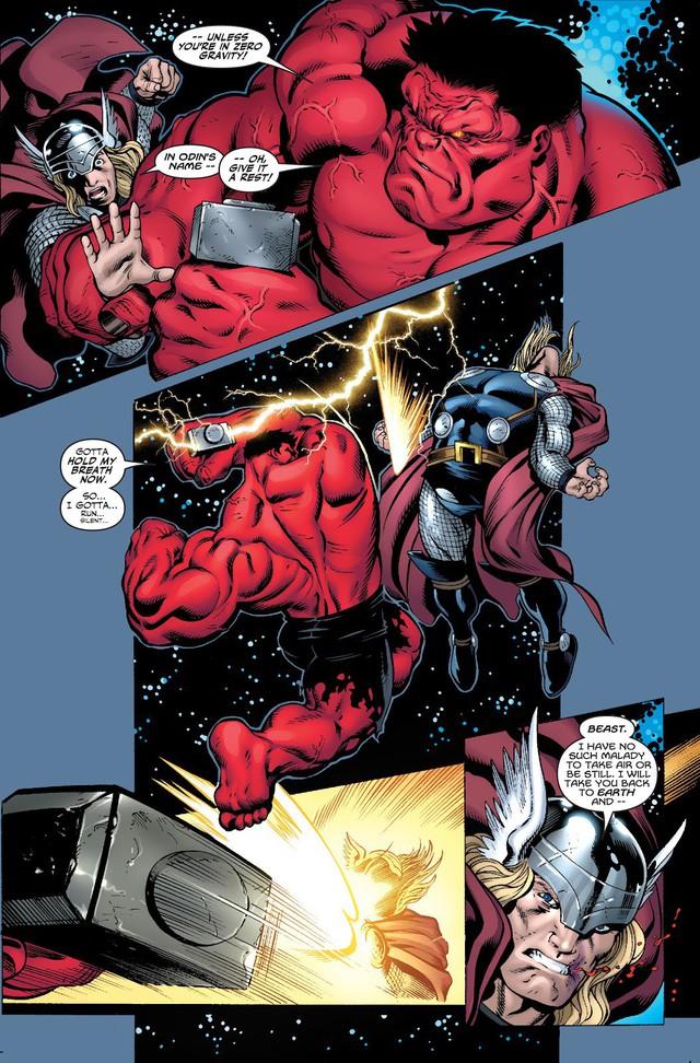 Không cần phải là Thor, chỉ cần biết 7 cách này bạn cũng có thể nâng được Búa Thần Mjolnir một cách dễ dàng - Ảnh 12.