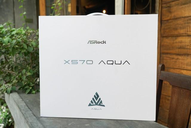 Cận cảnh Asrock X570 Aqua: Mainboard siêu cấp giá 24 triệu đồng ngang một chiếc xe máy có gì hot? - Ảnh 2.