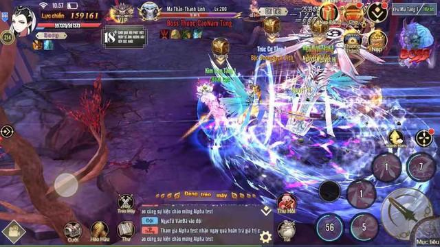 Game tiên kiếm hiệp máu lửa Lan Lăng Vương Mobile ra mắt chính thức ngày 11/10 - Ảnh 3.